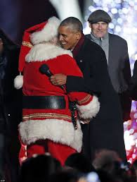 Aspirin For Christmas Tree Life by Obama And The First Family Light The National Christmas Tree At