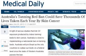 The Sunbed Ban in Australia When SunSmart Gets Stupid The