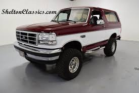 1993 Ford Bronco XLT For Sale #66217   MCG 1973 Ford Bronco Diesel Trucks Lifted Used For Sale Northwest 1978 Custom Values Hagerty Valuation Tool All American Classic Cars 1982 Xlt Lariat 4x4 2door Suv Sold Station Wagon Auctions Lot 27 Shannons 1995 10995 Select Jeeps Inc Will Only Sell Two Kinds Of Cars In America The Verge Modified 4x4 For Sale A Visual History The An Icon Feature 20 Fourdoor Photos 1974 Near Cadillac Michigan 49601 Classics