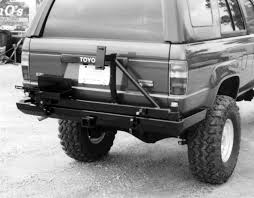 MultiCarrier: Toyota - 4Runner (1984-1989) | Tactical Armor Group ... Road Armor Rear Bumper Winch Frontier Truck Gear Diamond Series Full Width Hd Buy Chevygmc 1500 Stealth 52018 F150 Raptor Add Venom Offroad For Sensors For Toyota Hilux Ute Sr Mk6 Mk7 Tail Back Chrome Steel 72018 Ford Raptor Honeybadger Rear Bumper Foutz Motsports Llc Amazoncom Warn 96445 Ascent Ram 2500 And 3500 Ford Ranger Px An Pxii Magnum Heavy Duty W Hitch Fits Chevy Gmc K5 Blazer Truck 731991 Fab Fours Premium With Tire Carrier Bumpmandercom 19992016 F250 F350 Fusion Fb1116fordrb