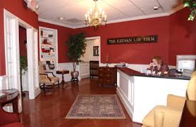 Reception The Keenan Law Firm