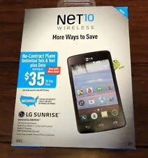 LG Net10 Smartphones Without Contract