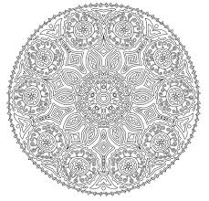 583 Best MANDALAS Coloring Pages Images On Pinterest