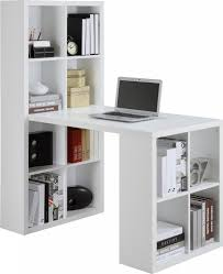 Crate And Barrel Leaning Desk White by Desk With Bookcase White Roselawnlutheran