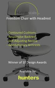Human Scale Freedom Chair Manual by 33 Best Humanscale Freedom Headrest Images On Pinterest Freedom