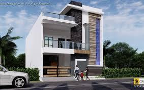 100 Design For House Elevation For Mr Sanodiyas Jabali Circle