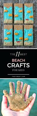 Beach Crafts Preschoolers The Best For Kids Ball Toddlers