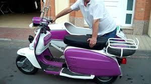 LAMBRETTA LI150 Con Sidecar En Venta