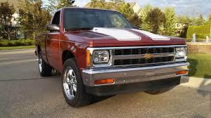 100 Lmc Truck S10 1989 Chevy Mick M LMC Life