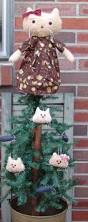 Christmas Tree Toppers Etsy by 24 Best Cat Christmas Tree Topper Images On Pinterest Christmas