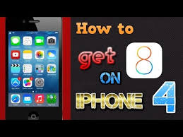 UPDATED How to iOS 8 for iPhone 4 [TUTORIAL]