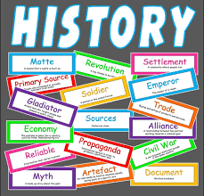 200 HISTORY FLASH CARDS TEACHING RESOURCE CLASSROOM DISPLAY Key Stage 2 3 4 By Hayleyhill