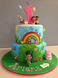 Dora The Explorer Fiesta Kitchen Set by Dora The Explorer Cake Kids Cakes Pinterest Cake Birthdays
