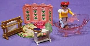 playmobil 4252 königliches badezimmer zu märchenschloss