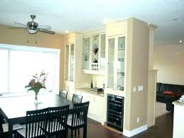 Built In Dining Room Cabinets Show Me Your Ins Wondrous Ideas White Diy
