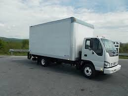 2007 ISUZU NPR BOX VAN TRUCK FOR SALE #563049