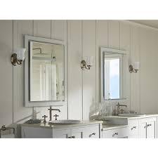 Kohler Tri Mirror Medicine Cabinet by Amazon Com Kohler K 99007 Na Verdera 24 Inch By 30 Inch Slow