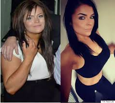 Woman Loses 55 Stone After Becoming Vegetarian And Taking Up Yoga