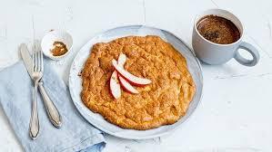 frühstückskuchen mit karotte und mango