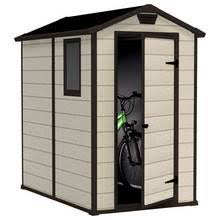 6x3 Shed Bq by Sheds And Bases Argos