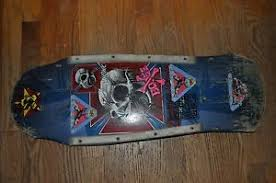 Powell Peralta Tony Hawk Skateboard Decks by Vintage 1986 Powell Peralta Tony Hawk Skateboard Deck Ebay