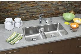Elkay Granite Sinks Elgu3322 by Faucet Com Eluhaqd3218 In Stainless Steel By Elkay