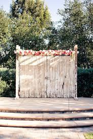 Camarillo Wedding At Maravilla Gardens From Love Light Images Rustic BackdropsWedding