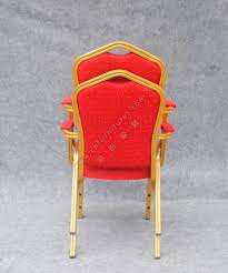 Stackable Banquet Chairs With Arms by Cheap Metal Stackable Banquet Chair With Arms Yc Zl164 Buy
