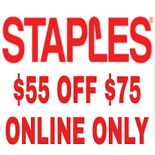 Staples 25 OFF 75 Coupon Code:30 OFF 60, 25% OFF 2019 ...