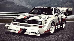 GT6 Audi Sport quattro S1 Pikes Peak 87 Exhaust Video
