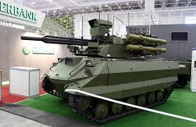 100 Russian Military Trucks Military Reveals Robot Tanks Disappointing Performance In Syria