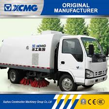 China XCMG Official Manufacturer 8t Garbage Trucks (sweeper Truck ...