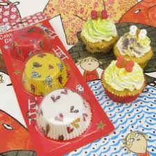 Pack Of 90 Charlie And Lola Cake Cases