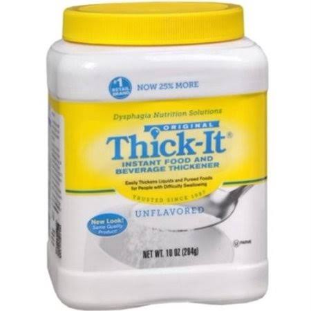 Thick-It Instant Food and Beverage Thickener - 10oz