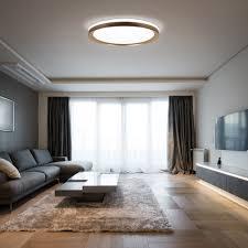 gelb ø40 cm für wohnzimmer küche schlafzimmer avior home 24