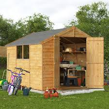 Keter 10x8 Stronghold Shed by Garden Sheds 10 X 8 Interior Design