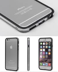 TPU Rubber Ultra Thin Bumper Case Frame Protective Cover For