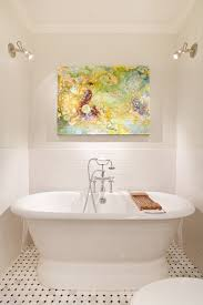 Tiling A Bathtub Alcove by Love The Tub In The Space Did It Replace A Standard Size Alcove Tub