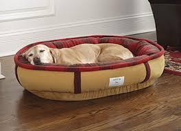 fleece dog bed orvis slate 119 fleecelock 26 23153 3b