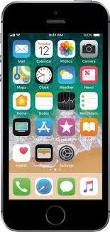 Apple iPhone SE 32GB Gray MP8K2LL A Best Buy