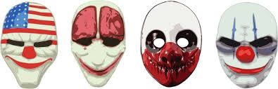Payday 2 Halloween Masks Hack by Congratulations R Paydaytheheist You Are This Month U0027s Featured
