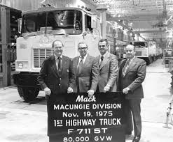 Today Marks 40 Years Of Manufacturing For Mack's Lower Macungie ...