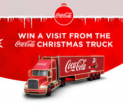 Win A Visit From The Coca-Cola Truck!   SuperLucky