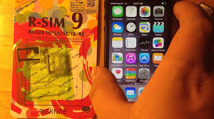 Rsim 9 pro unlock sprint iphone 5 without jailbreak