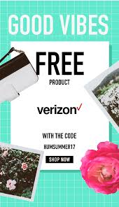 Get A Free $50 Prepaid Card When You Buy HumX. | Verizon ...