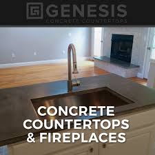 Kitchen Island Countertop Featuring 6046 Moorland Fog With The