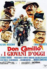 Don Camillo E I Giovani Doggi Poster