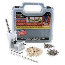 Grk Cabinet Screws Home Depot by Kreg Jig Master System K4ms The Home Depot