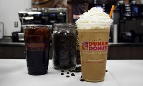 Pumpkin Swirl Iced Coffee Dunkin Donuts by Dunkin Donuts Frozen Chocolate Hausse Info