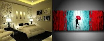 Ways To Decorate Bedroom Walls With Fine Your